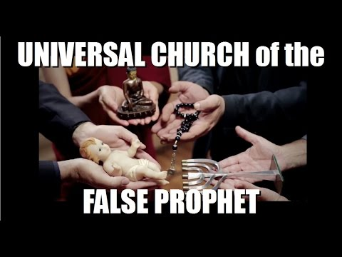 The Harlot Church Rises – Pope Francis Calls for Universal Faith