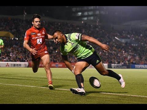 Super Rugby 2019 Round 11: Sunwolves vs Highlanders