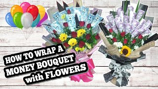 HOW TO MAKE MONEY BOUQUET WITH…