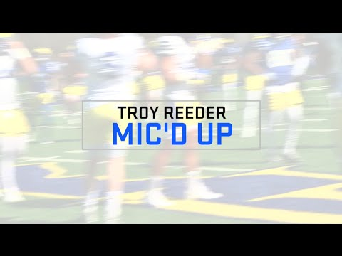15 Players of Spring - Troy Reeder Mic