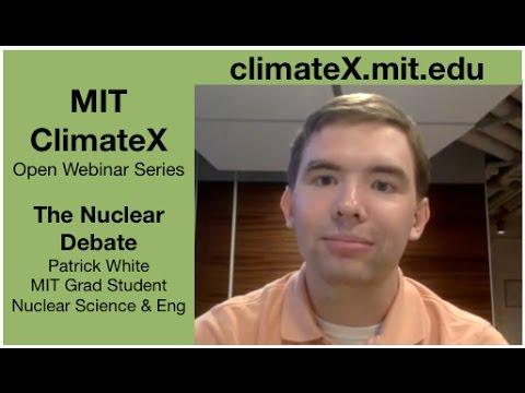 Patrick White - Nuclear Debate