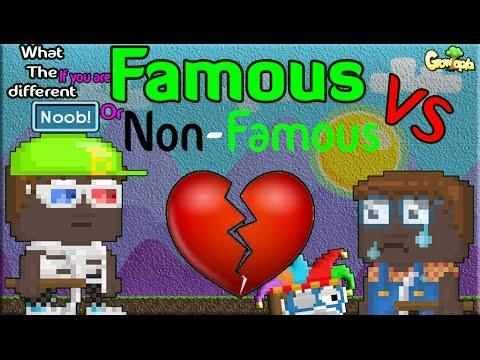 Download Growtopia | Famous VS Non-Famous Part 2.