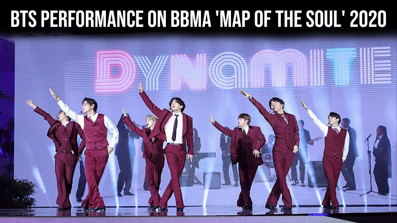 BTS (방탄소년단) BTS Performance on BBMA 'Map Of the Soul' 2020 - BANGTAN BOMB
