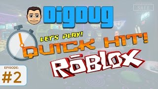 Roblox Quick Hit : Ep 2 : Murder Mystery 2
