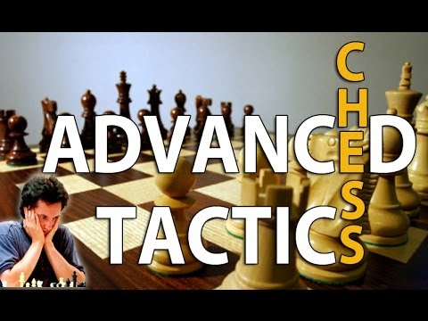 The MOST Advanced Chess Tactics! - GM Leonid Kritz (EMPIRE CHESS)