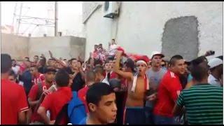 أنصار شــباب بـلوزداد في بـــولــوغين ! مقوديـــن CRB 2015