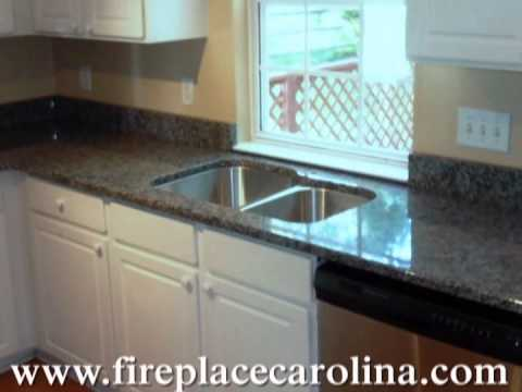 Caledonia Granite Countertops Charlotte Nc On White