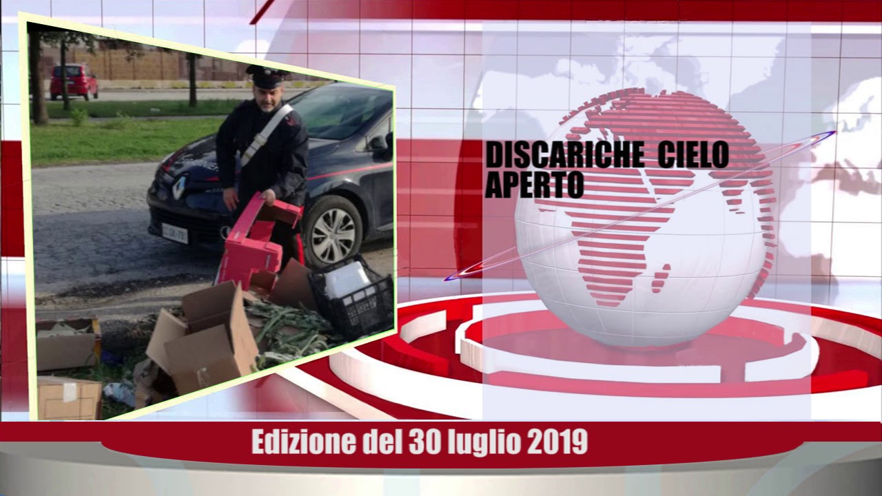 Velluto Senigallia Tg Web del 30 07 2019