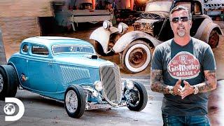 Especial de Hot Rods ¡Los favoritos de Richard Rawlings! | El Dúo mecánico | Discovery Latinoamérica