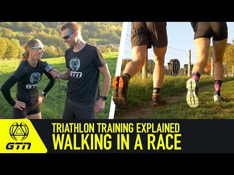 Can Walking Be Faster Than Running? | Triathlon Training Explained