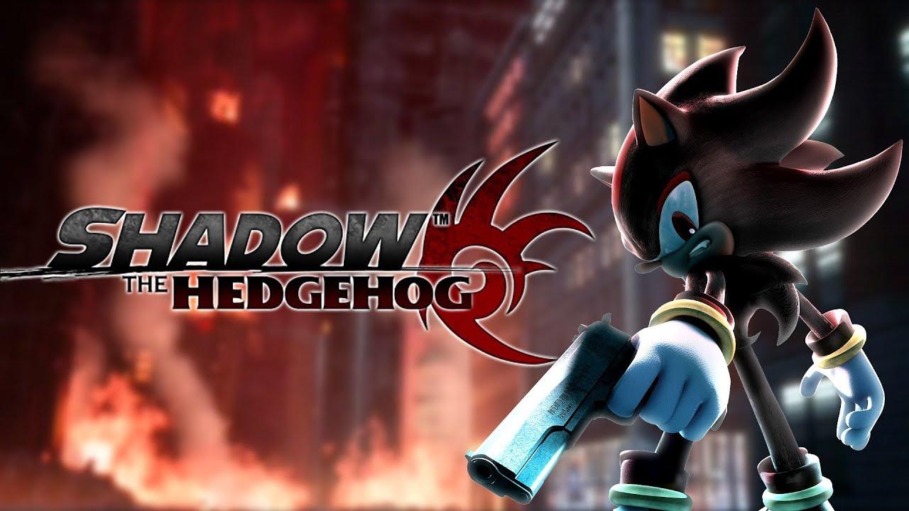 ANÁLISE: SHADOW THE HEDGEHOG (PS2)