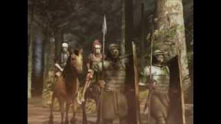 Praetorians game trailer