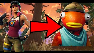 HOW TO GET THE FISHSTICK SKIN FOR FREE IN FORTNITE ( WORKING 2019)