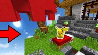 PIKACHU NO BED WARS (BED WARS DE POKEMON NO MINECRAFT)