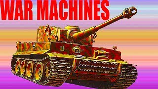 War Machines Cheats Android БИТВА ОНЛАЙН Немецкий танк Панцер-4 War Machines ВИДЕО ДЛЯ ДЕТЕЙ # 42