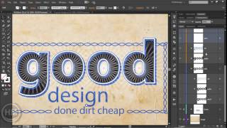 11_05 Clipping Groups - Illustrator cc تعلم