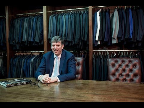Custom Suits NYC | Alan David Custom
