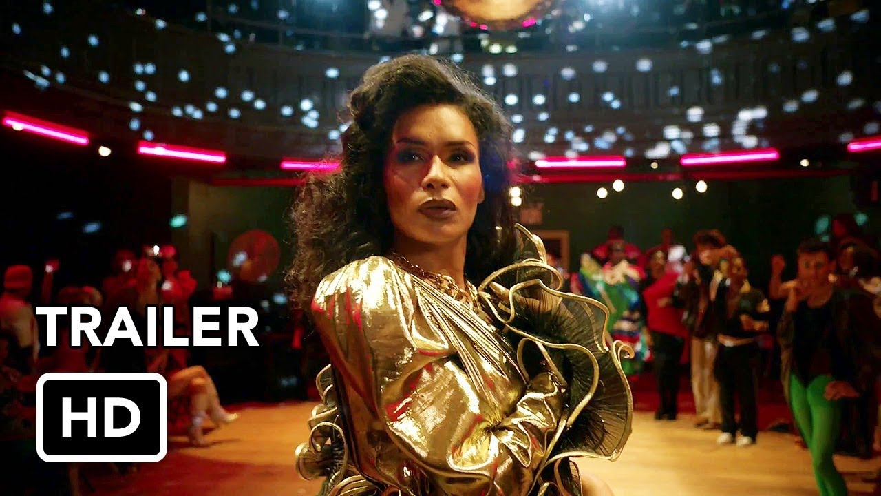 Pose (FX) Trailer HD - Evan Peters, Kate Mara series