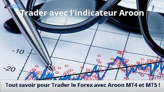 Trader avec l'indicateur Aroon Forex