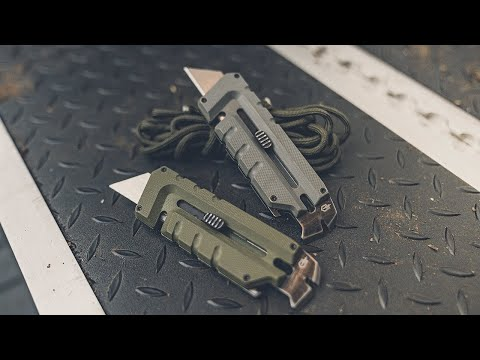 Gerber Prybrid Utility: Pocketable Multi-Tool and Utility Knife