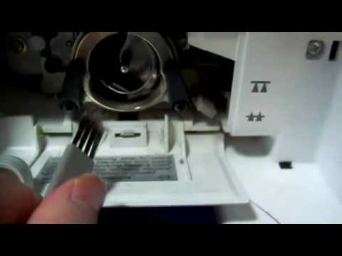 Sewing Machine Maintainance YouTube Delectable Shark 612c Sewing Machine Review