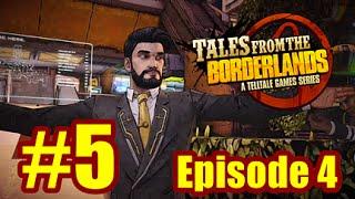 FingerBang - Tales From The Borderlands Episode 4 Escape Plan Bravo #5
