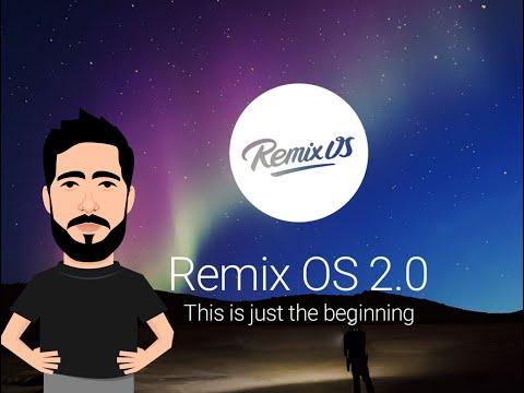 Remix OS - Use o Android no seu PC - Review