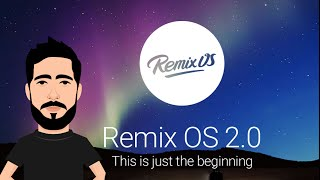 Remix OS - Use o Android no seu PC - Review