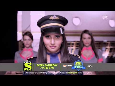 Sony pix promo by Honey Makhani