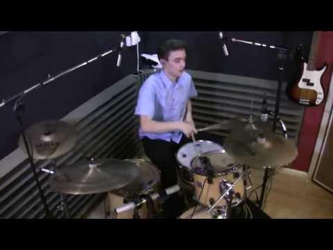 Skrillex- Recess- ft. Fat Man Scoop, Kill the Noise (Drum Cover)
