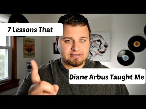 7 Lessons Diane Arbus Taught Me