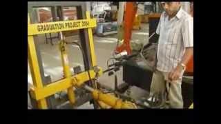 Tutorial Hydraulic Fork Lift