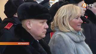 Памятная доска Николаю Кононову открыта в Мурманске