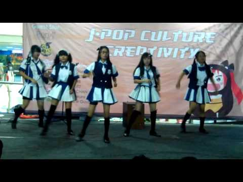 FLASH48 Live at  JPop Culture Creativity  Depok - D Mall
