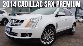 2014 Cadillac SRX Premium | Heated & Cooled Seats (In-Depth Review)