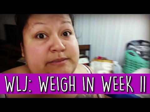 ✼WEIGHT LOSS JOURNEY: WEIGH IN WEEK 11✼ - (4/2/16) - EyeAmLolo