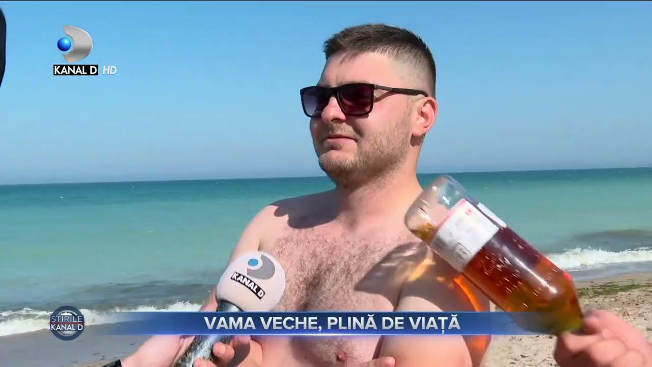 Stirile Kanal D (30.04.2021) - Vama Veche, plina de viata! Turistii au inceput petrecerile!