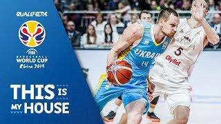 Latvia v Ukraine - Highlights - FIBA Basketball World Cup 2019 - European Qualifiers