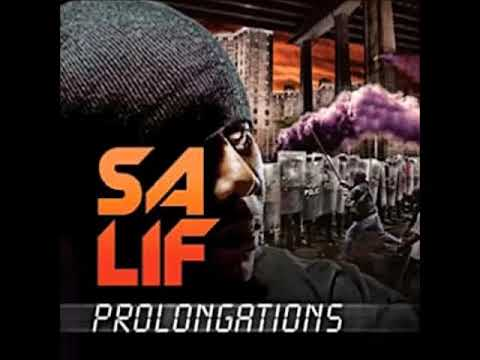 Salif - Prolongations - 2008 (MIXTAPE)