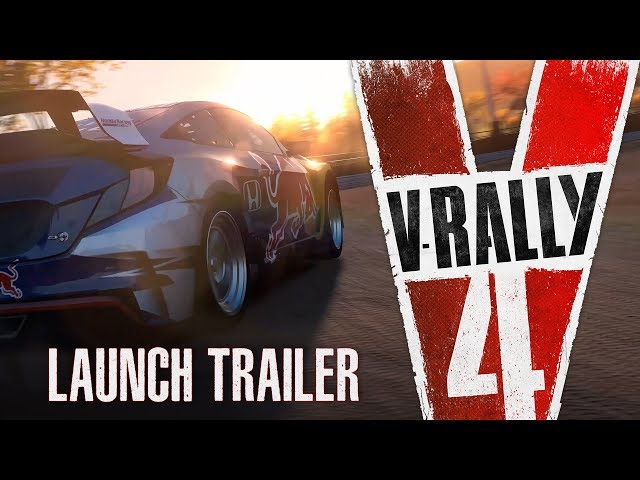 V-RALLY 4 | Launch Trailer