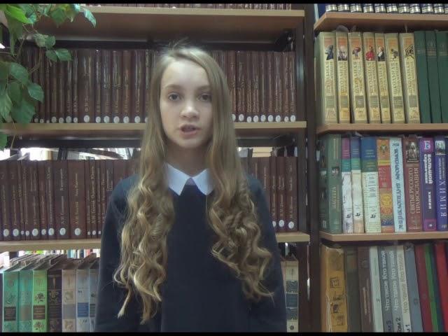 Изображение предпросмотра прочтения – ВикторияФедорова читает произведение «С кем спорить...» И.С.Тургенева