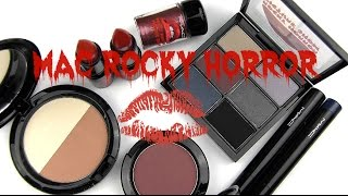 MAC Rocky Horror Collection: Live Swatches & Review Thumbnail