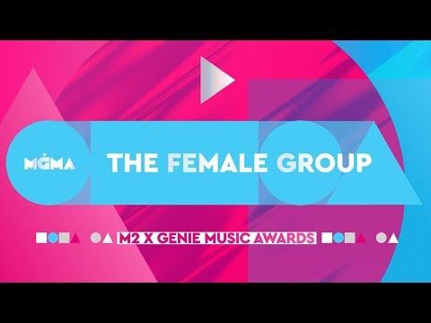 [mgma]-the-female-group-nominees