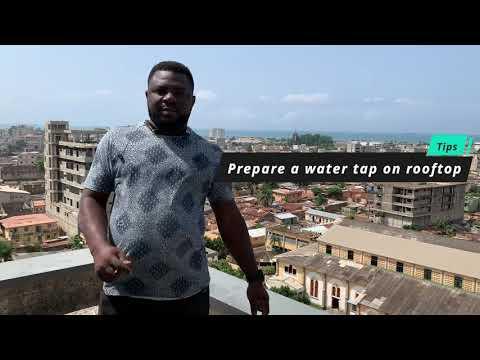 Togo Evame Office building Visit