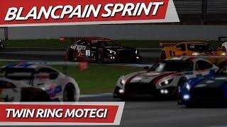 Blancpain Sprint - Twin Ring Motegi - Mercedes thumbnail