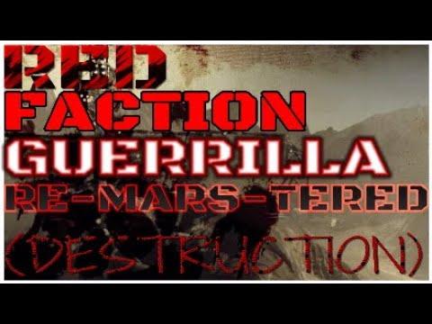 Red Faction Guerrilla | RE-MARS-TERED | Destruction (1) |