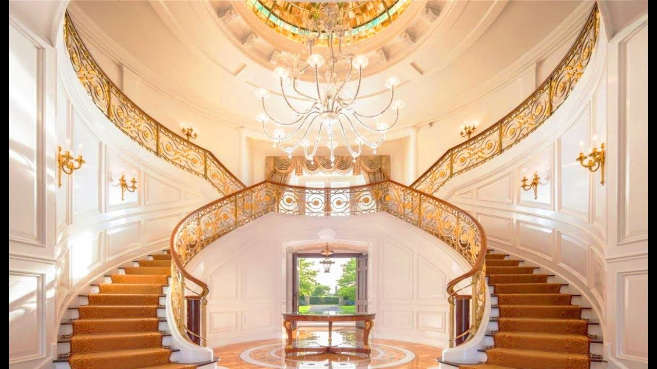 Latest Upstairs Home Curved Staircase Design Indoor Steps Upstairs Living House Designs