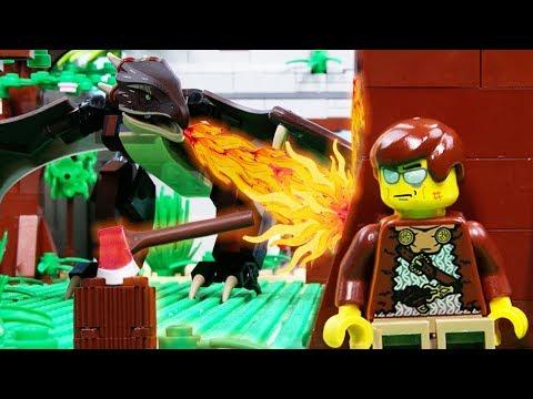 LEGO City Dragon