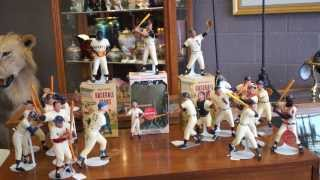 Rare 1958-1962 Hartland Baseball Complete Collection Set Yankees Cardinals Sox