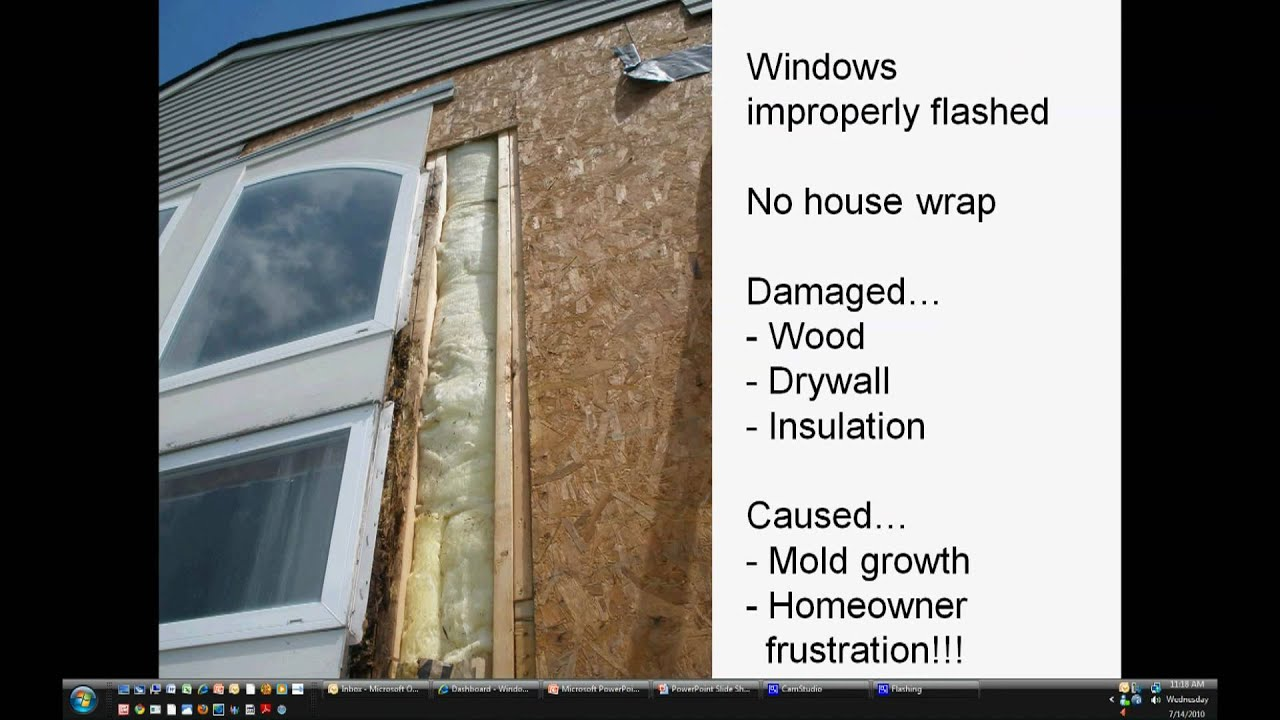 How To Tell If You Have A Serious Window Leak Promaster